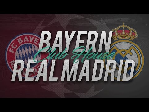 BAYERN MUNICH - REAL MADRID (1-2) // Club House