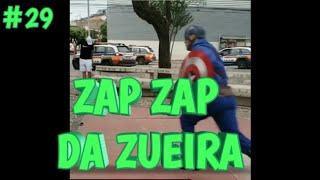 VIDEOS DO ZAP ZAP #29 - TENTE NÃO RIR - OUTUBRO/2019