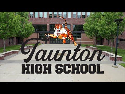 Taunton High School Class of 2020 Graduation Ceremony