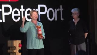 A proactive approach to mental health for all   Carol Vivyan & Michelle Ayres   TEDxStPeterPort
