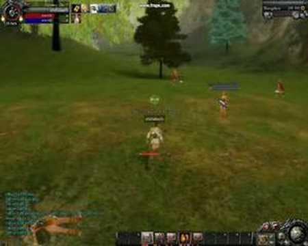 9Dragons Online GamePlay