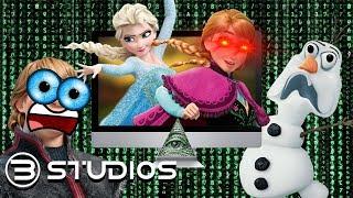 Frozen 2 BREAKS The 4th WALL | Elsa and Anna Are SENTIENT #Frozen2 #Frozen #Elsa | B Studios