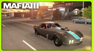 MAFIA 3 FREE ROAM - CAR CUSTOMIZATION (Mafia 3 Customising Cars)