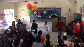 college dance || S.D college dance performance || by palwal bo…