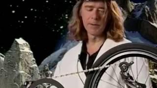 Helge Schneider und das Felsenrad