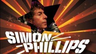 simon phillips phantom shuffle live at java jazz festival 2009