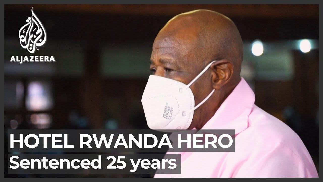 Download Hotel Rwanda hero sentenced to 25 years on terrorism charges