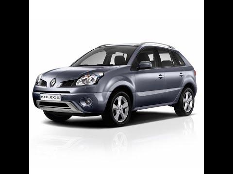 renault koleos service manual pdf