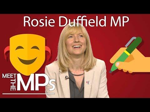 E39: Rosie Duffield MP - #MeetTheMPs