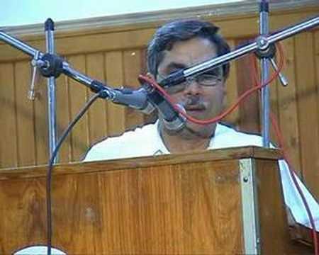 Pashto Moshaira - Dr. Ahmad Ali Ajaz - Pashto Poet...
