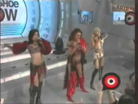 ВИА Гра [ЗС], Тотальное шоу, ноябрь 2003, часть 2