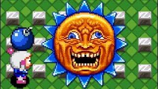 Super Bomberman 2 (SNES) All Bosses (No Damage)