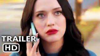 DOLLFACE Trailer # 2 (2019) Kat Dennings HD