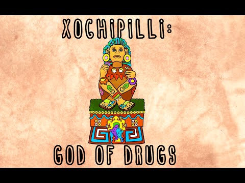 Aztec God Of Drugs documentary