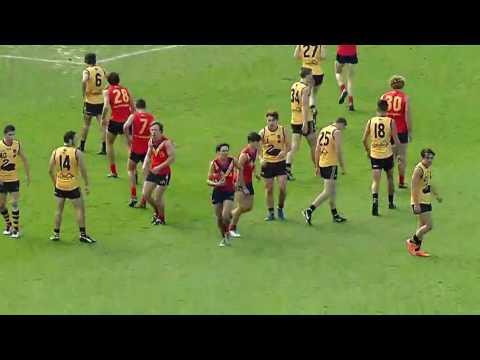 McDonald's SA U16s Vs Western Australia - U16 Championships Game 1