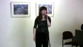 Rosa Wol performs 'Spring Song' by Yaara Ben-David