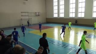Агропродсервіс - ФК Тернопіль-Педуніверситет 8:3 (2 тайм)