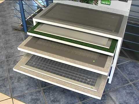 lichtschachtabdeckung kellerschachtabdeckung einbau resi von neher. Black Bedroom Furniture Sets. Home Design Ideas