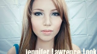 Jennifer Lawrence Make-up Transformation Thumbnail