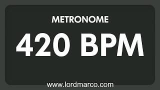 Lord Marco - 420 BPM blast beat