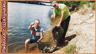 Риболовля на річці Дніпро. Фідер. Червень