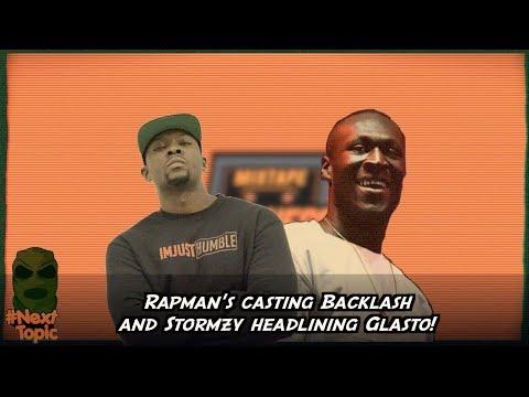 Rapman's Casting Backlash, Stormzy headlining Glastonbury? | Next Topic | @MixtapeMadness Mp3