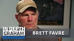 Brett Favre on quitting Vicodin: I shook every night