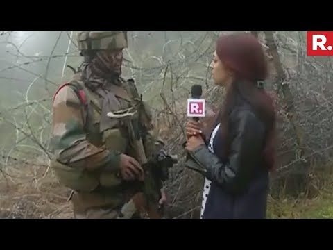 Republic TV Ground Report From LoC | EXCLUSIVE
