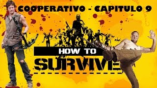 How To Survive capitulo 9 Esto es por tu bien mira las flores!