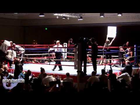 "Teresa Perozzi vs Tori ""Sho Nuff"" Nelson Rounds 7-10, Oct 13 2012"