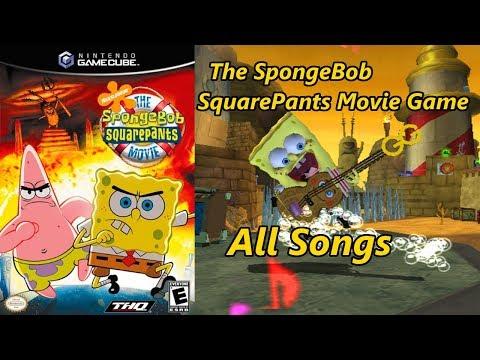 The SpongeBob SquarePants Movie Game All Songs/Full Soundtrack