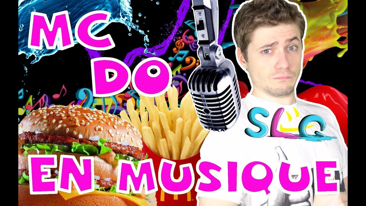 Mc Do en Musique – SLG N°57 – MATHIEU SOMMET
