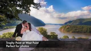 Weddings at The Historic Thayer Hotel at West Point