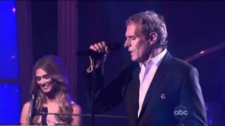 Michael Bolton \u0026 Delta Goodrem - I'm Not Ready (Dancing with the Stars)