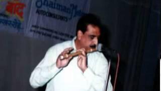 Flute - Bahot pyar karte hai tumko - (saajan) - Mubin Syed