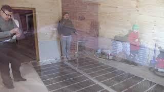 делаю из дачи - дом для круглогодичного проживания (трейлер)
