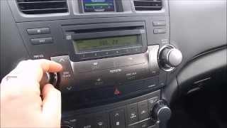 Обзор и тест драйв Toyota Highlander 2013 г в от Монгола