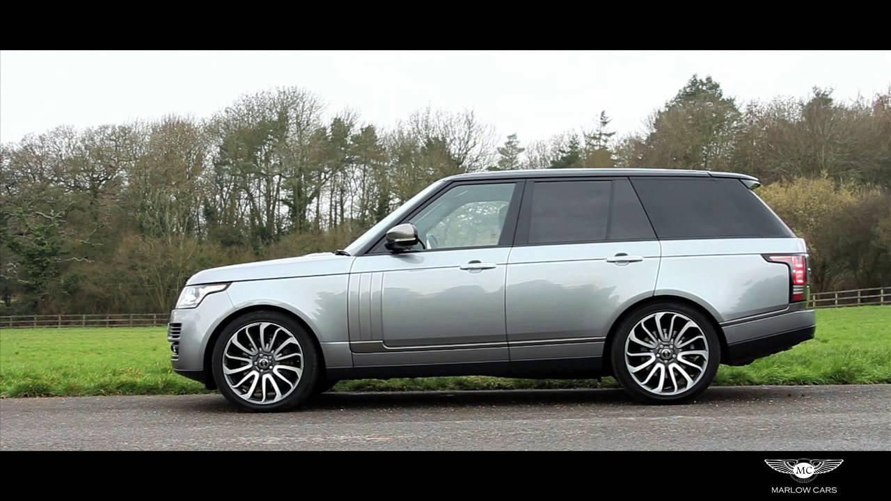 Range Rover Vogue Se 4 Seat 4 4l Sdv8 Marlow Cars