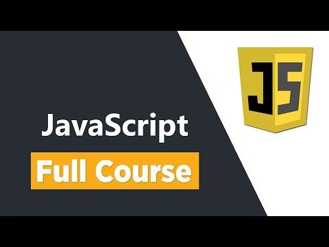 JavaScript Programming Tutorial - Full JavaScript Course for Beginners thumbnail