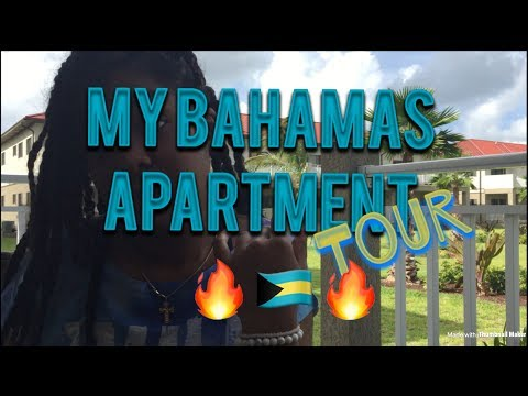 Bahamas Apartment Tour | Summer 2017 Vacation🇧🇸🌤