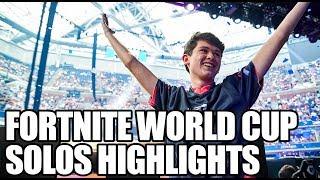 Fortnite World Cup solos highlights | ESPN Esports