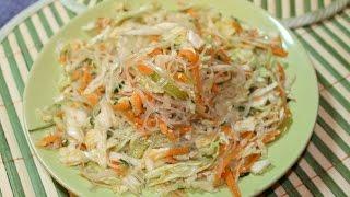 видео ????Рецепты китайских салатов из фунчозы