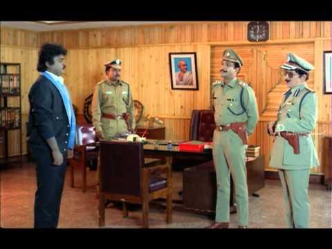 Managara Kaval - Vijayakanth challenges...