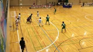 道央ブロックリーグ VS エスポラーダ北海道サテライト 後半4
