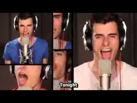 We Are Young   fun    Mike Tompkins   A Capella Cover with lyrics   YouTube