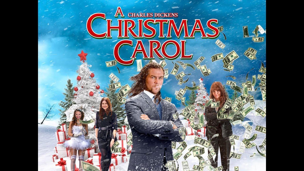 Christmas Carrol.A Christmas Carol 2018 Official Trailer