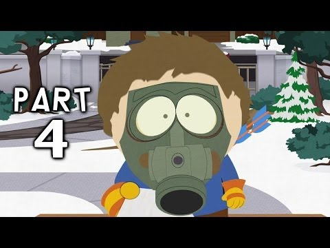 South Park Stick of Truth Gameplay Walkthrough Part 4 - Kenny