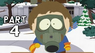South Park Stick of Truth Gameplay Walkthrough Part 4 - Kenny's House