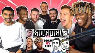 SIDEMEN REACT TO DRAW THEIR LIFE