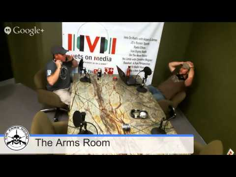The Arms Room - NEW SHOW